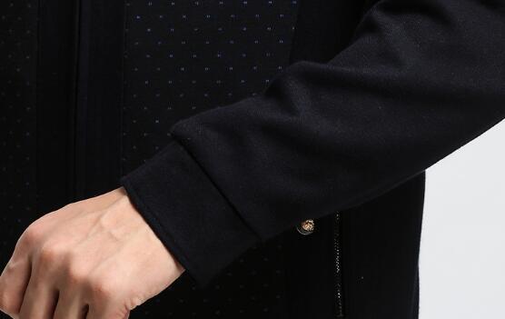 Manteau Mode Nouveau Col Noir Loisirs Homme 2019 l Printemps 4xl Veste Chaude tqpI8wR