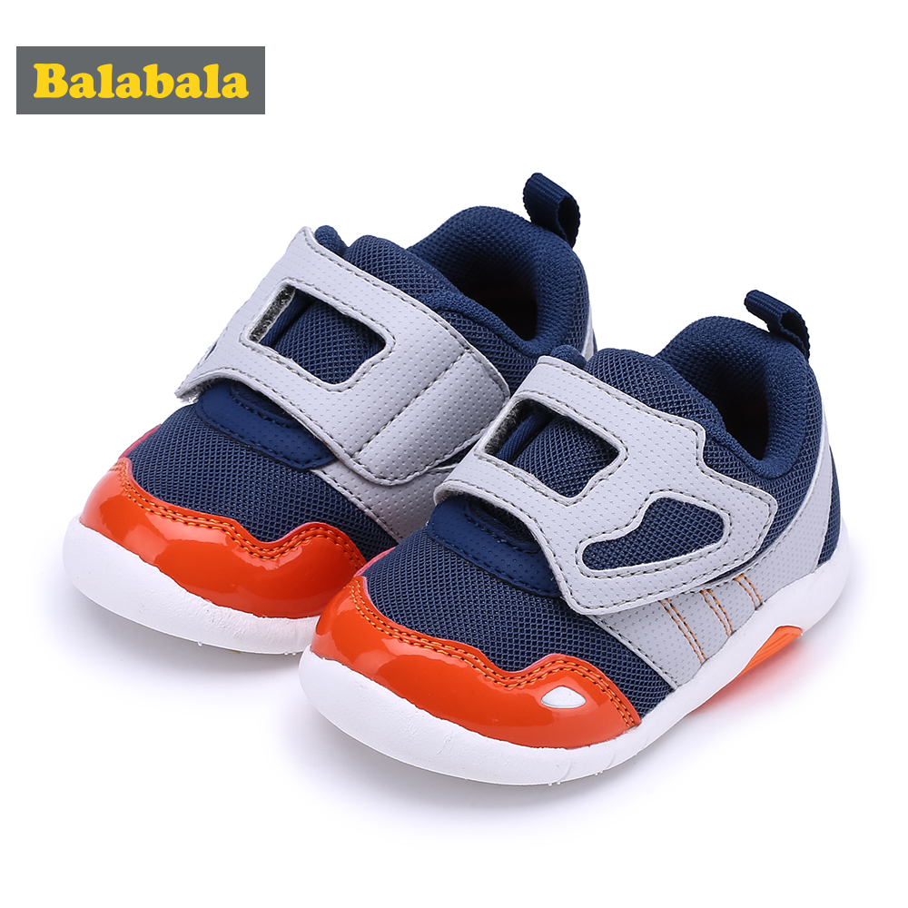 2018 Baby Boy Toddler Shoes Soft Wild Comfortable Shoes Infant Boys Footwear First Step Walking Full Sheepskin Material Non-slip