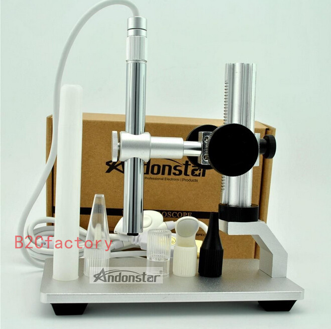 Digital Microscope Magnifier Video 2MP USB Camera Repair Watchmaker tool camera efix 2mp 7 tv lcd monitor digital camera microscope magnifier led light fix repair mobile cell phone pcb bga ic soldering tools