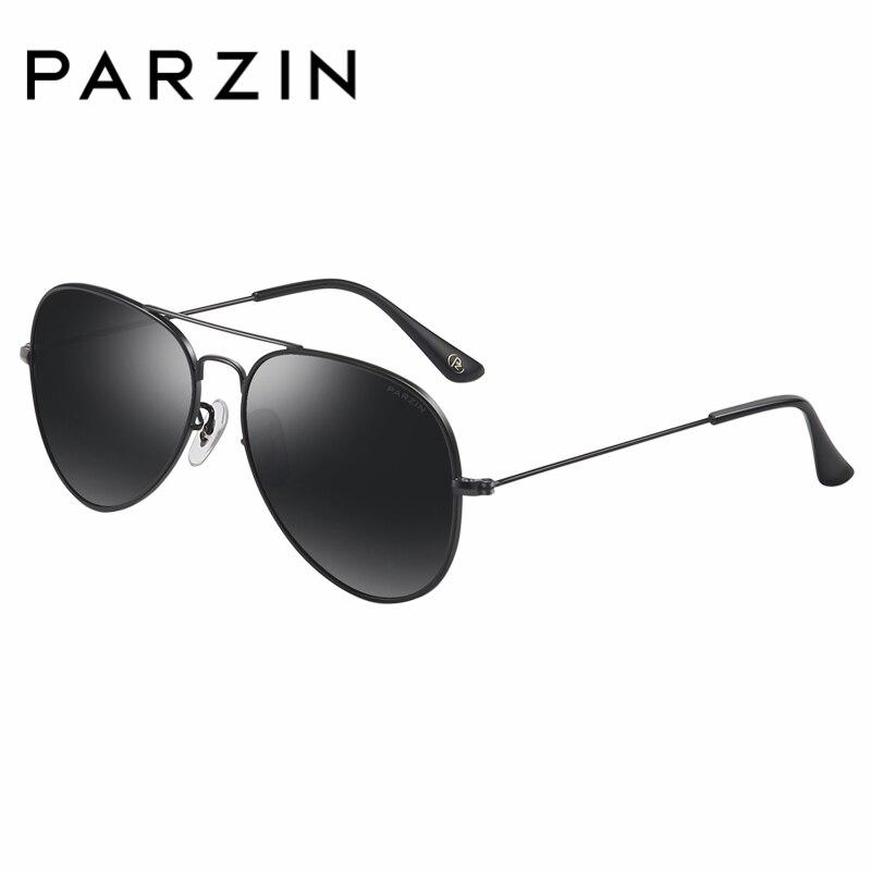PARZIN Brand Kids Pilot Polarized Sunglasses Children High Quality Real Anti-UV400 Glasses For CoolBaby Pilot Sunglass 9769