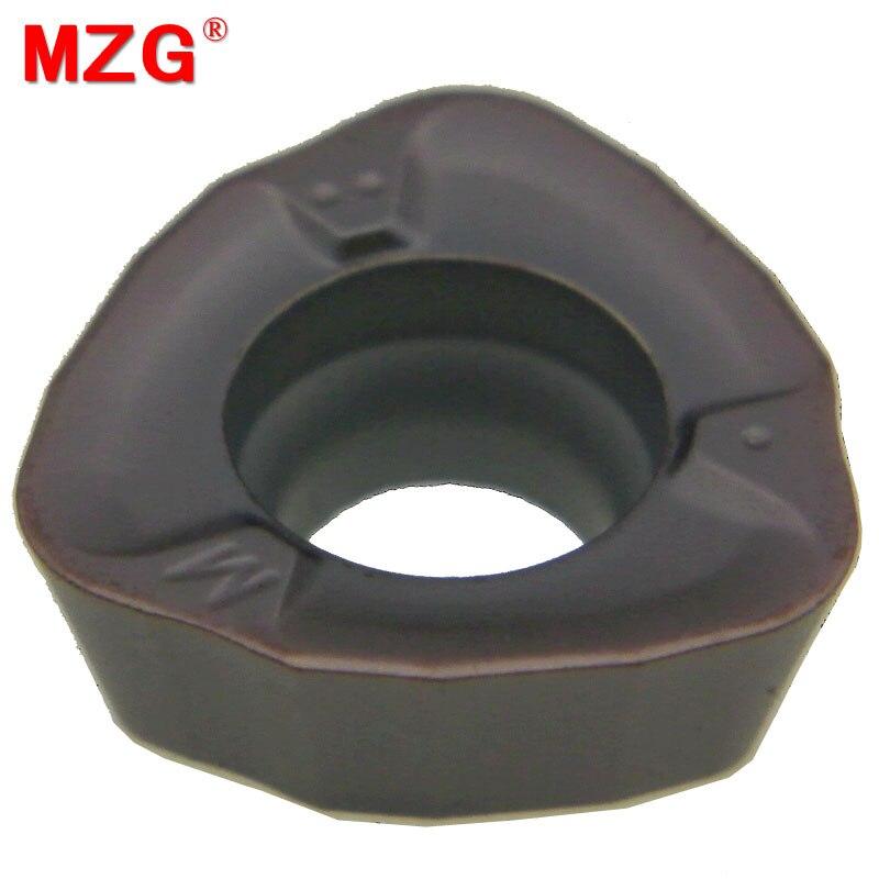 MZG JOMW08T320ZZSR FT ZK73UQ Hartmetall Einsätze für AJX Gesicht Fräser CNC Bearbeitung Werkzeuge Super Schnelle Mühle Bar-in Fräser aus Werkzeug bei AliExpress - 11.11_Doppel-11Tag der Singles 1