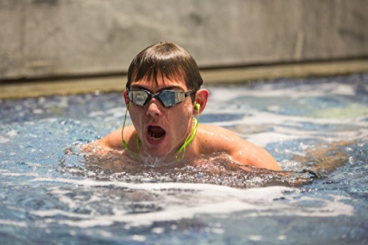 8GB Wireless Bluetooth mp3 player supports fm radio Pedo Meter Call reminder waterproof music headphone for swimming running