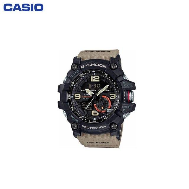 Наручные часы Casio GG-1000-1A5 мужские электронные на пластиковом ремешке