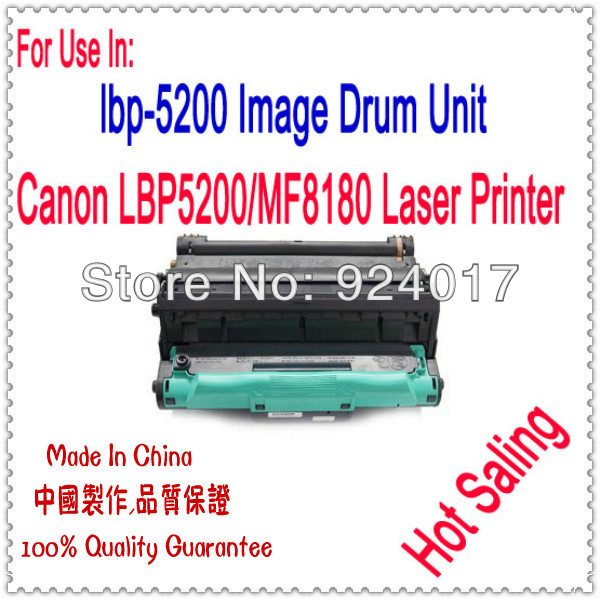 Use For Canon CRG-301 CRG301 Drum Unit,Image Drum Cartridge For Canon LBP 5200 MF8180C Printer Laser,For Canon Drum Cartridge купить