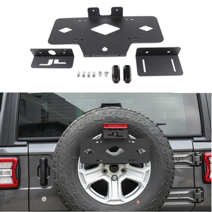 for Jeep Wrangler JL 2018+ Lic