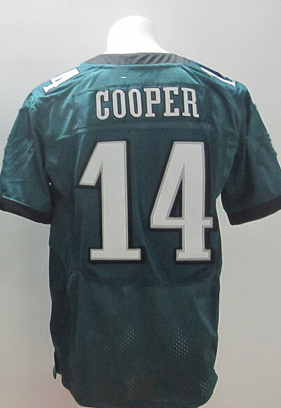 Best #14 Riley Cooper Jersey,Elite Football Jersey,Best quality,Authentic Jersey,Size M L XL XXL XXXL,Accept Mix Order