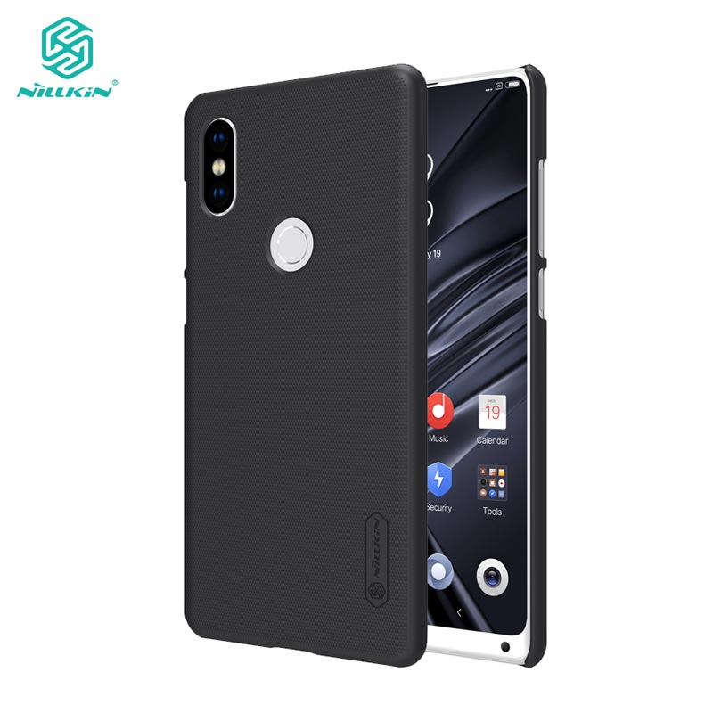 Xiaomi Mi Mix 2S Case Nillkin Frosted Shield PC Hard Back Cover Case for Xiaomi Mi Mix 2S Gift Phone HolderXiaomi Mi Mix 2S Case Nillkin Frosted Shield PC Hard Back Cover Case for Xiaomi Mi Mix 2S Gift Phone Holder