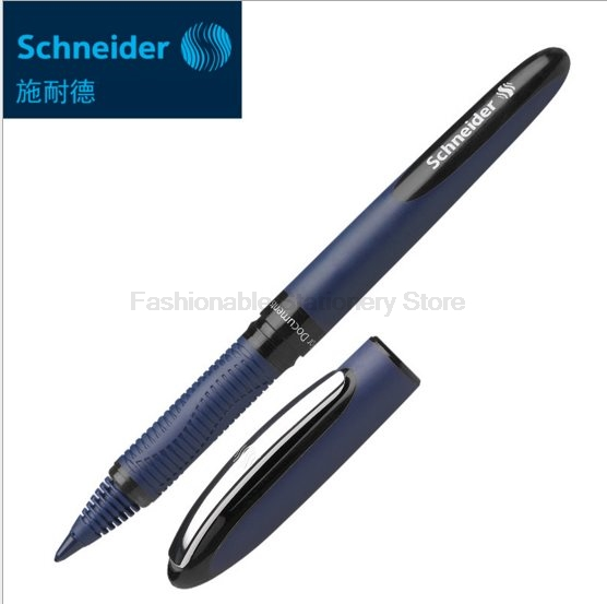 3 pcs Schneider Business Gel-Ink Pen Unfillable Ink Pen School Stationery Office Supplies Sign Ink Pens 0.6mm Nylon Nib Gel Pen недорго, оригинальная цена