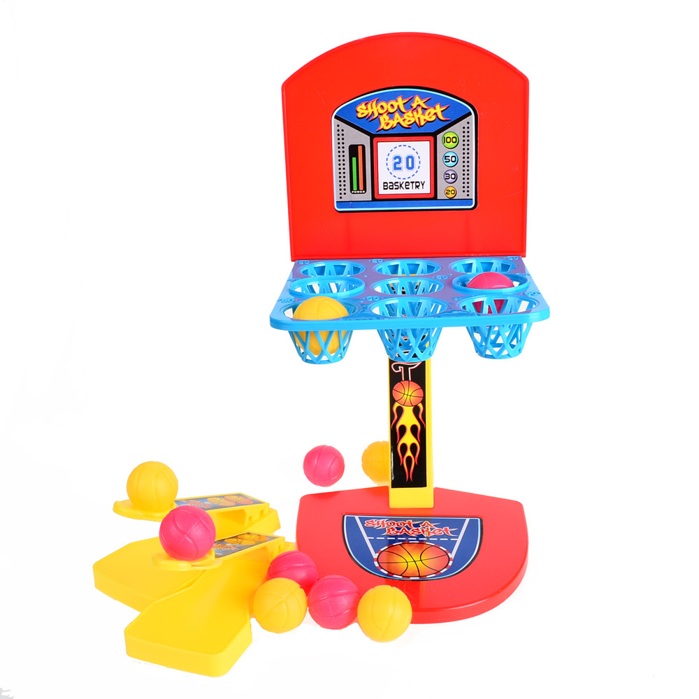 BOHS-Parent-Child-Family-Fun-Hoodle-Marble-Shooter-Shooting-Desktop-Basketball-Game-Fun-Toys-4