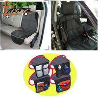 LARATH Car Seat Covers Safety Anti Slip Wear Protection Pad Baby Child Car Seat Cushions Easy