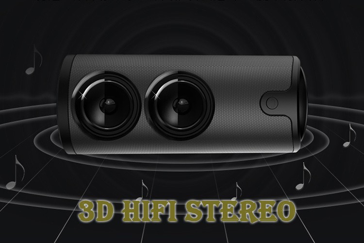 3D HIFI stereo touch Bluetooth speaker (5)