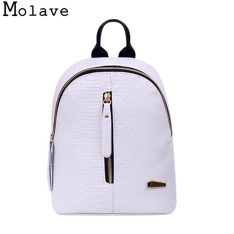 Molave рюкзак высокого качества Модные мини Для женщин для девочек-подростков Mochila Для женщин школьная сумка рюкзак для ноутбука jan4