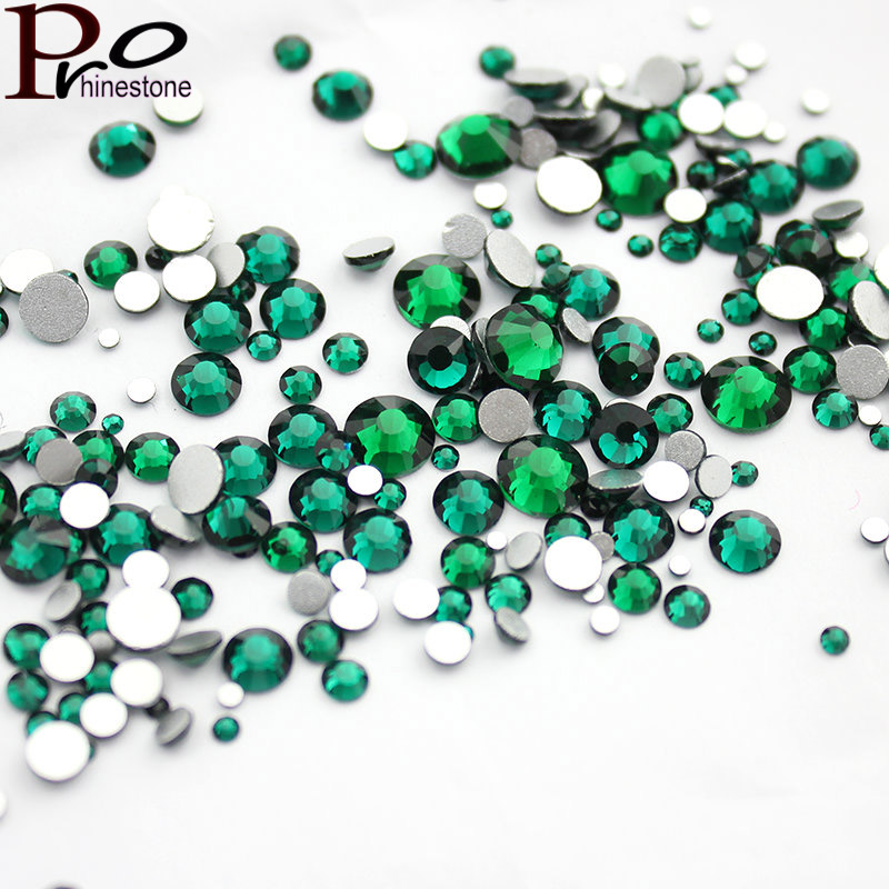 Multi-size 1000pcs Glass Nail Rhinestones For Nails Art Decorations Crystals Strass Charms Partition Mix Size Rhinestone ss3 nail rhinestones decoration glass rhinestones for nails 3d nails art manicure strass nail art decorations cz60940