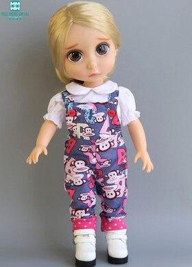 Doll kläder till 40cm Anna Elsa Sharon docka Tillbehör Vit skjorta - Dockor och tillbehör - Foto 2