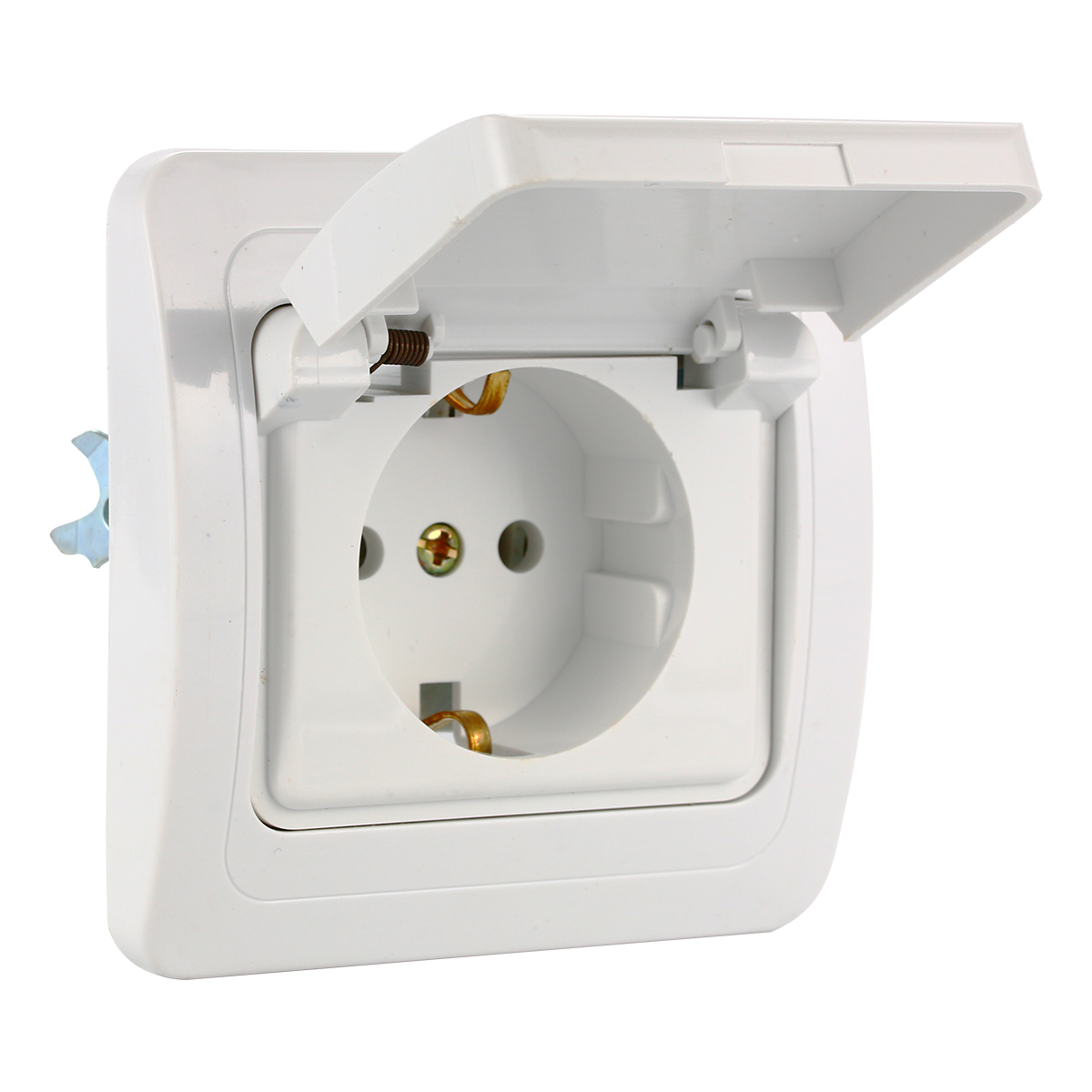 aliexpress com buy 16a 250v korea wiring receptacle power outlet aliexpress com buy 16a 250v korea wiring receptacle power outlet schuko european ac power socket bi132 from reliable ac power socket suppliers on