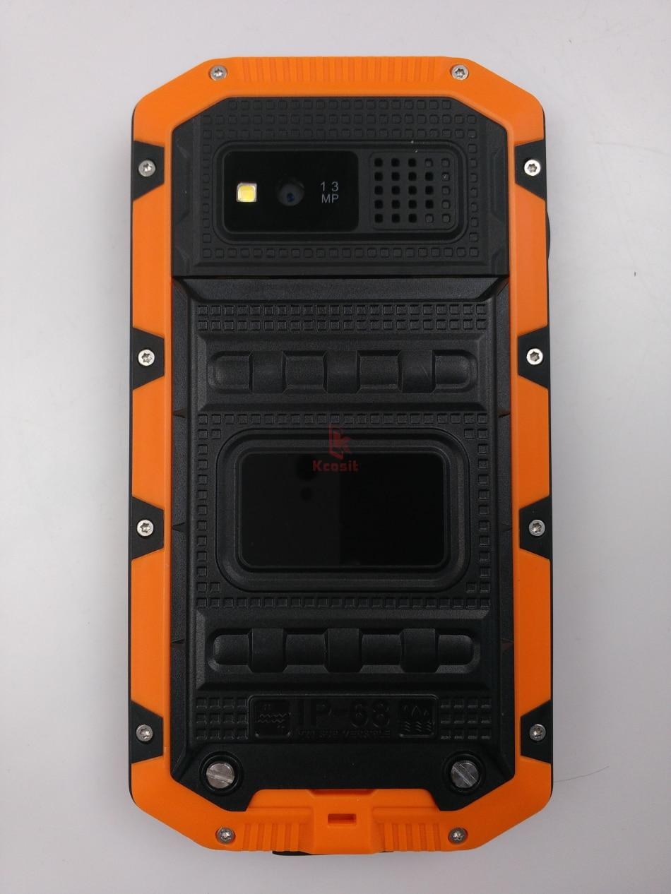 Asli S931l Ip68 Anti Air Telepon Ponsel Pintar Android Yang Tahan Rungee X1 Gsm Cdma Phone 3 Kartu Waterproof Rugged