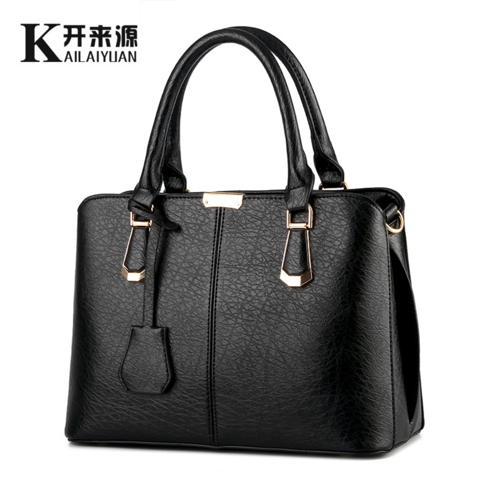 ФОТО 100% Genuine leather Women handbag 2016 New Korean type sweet fashion handbag Crossbody Shoulder messenger Handbag