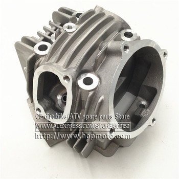 ZongShen ZS 155CC Engine Cylinder Empty head Oil cooled dirt pit bike Kayo 160cc Spare Parts