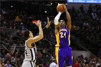 Kobe Bryant Plakaty Najwyższej Strzał Top Odgrywa Naklejki Niestandardowe Płótnie Koszykówki NBA Tapety Naklejki Ścienne Dla Dzieci Home Decor # P1391 #