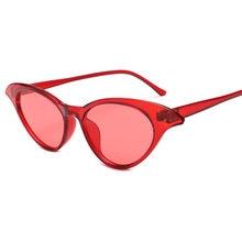 68518a34d8 Lunettes de soleil Femmes De Luxe Marque D'origine Conception lunettes de  soleil femelle mignon sexy rétro Cat Eye 2019 nouvelle.