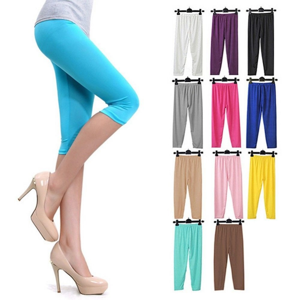 Collection Capri Leggings Women Pictures - Reikian