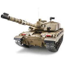 Heng Long RC Tank British Challenger 2 1 16 Remote Control Chariots 2 4G Armored Car