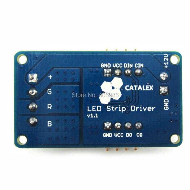 полный цвет в RGB светодиодные ленты драйвер сенсор В1.0 для для Arduino stm32 микроконтроллеров AVR по поделки fz1568