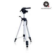 ALUMOTECH WT 360A Portable Aluminum Tripod Stand Height 25 63 Capability 4KG For Camera Video Studio