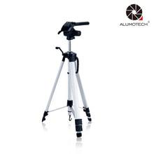 """WT-360A Портативный Алюминий штатив Стенд высота 25 """"-63"""" возможность 4 кг для Камера"""