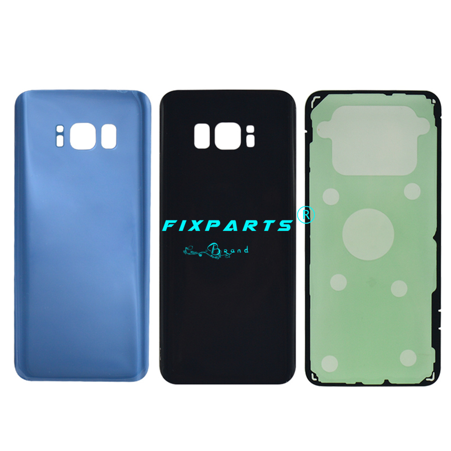 SAMSUNG Galaxy S8 G950 S8 Plus G955 Back Battery Cover