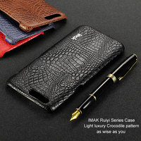 OnePlus 5 Case Luxury Crocodile Skin Leather Case For OnePlus 5 OnePlus5 A5000 Imak Ruiyi Series