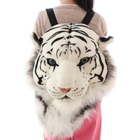 Fashion Korean Backpack Mochila Tiger Head Luxury Backpack Women's Backpack Kanken Backpack Back Bag Bolso Flecos Free Shipping