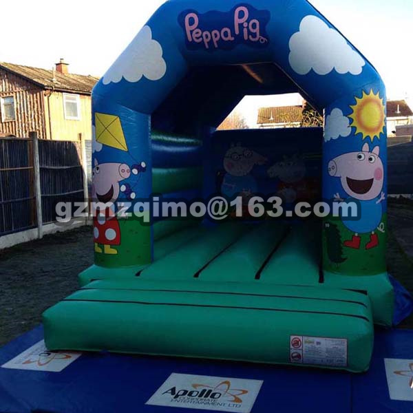 Free Shipping Inflatables Bouncer Castle Trampoline Bouncy