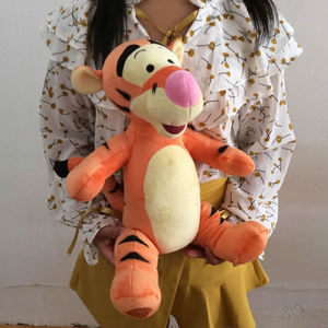 Image 4 - Free shipping Eeyore Donkey Winnie Bear Tigger Tiger Piglet Pig And Rabbit Roo Plush Toys Cute Stuffed Animals Kids Soft Doll