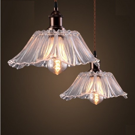 American Loft Style Glass Edison Pendant Light Fixtures For Dining Room Hanging Lamp Vintage Industrial Lighting Droplight american loft style iron glass droplight edison pendant light fixtures vintage industrial lighting for dining room hanging lamp