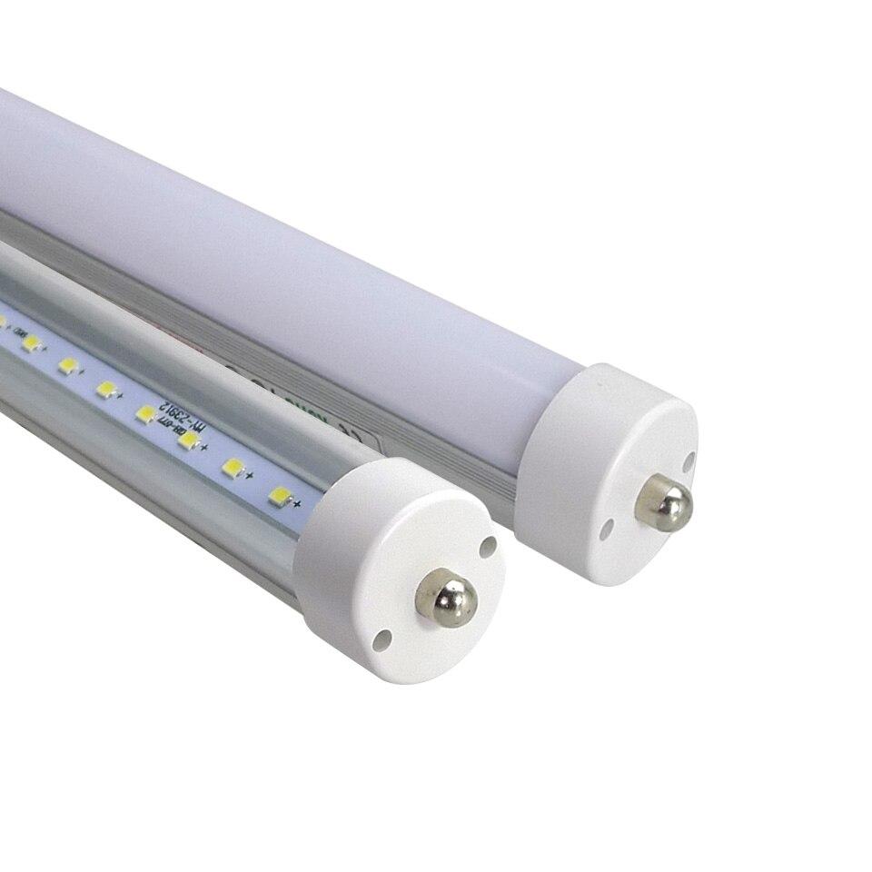 led foot feet light smd tube lamp room c fluorescent free dhl shipping strip lights