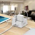 ORICO ODC-2A5U-US Smart Power Strip with 5-Port USB Smart Charger and Tablet Bracket for iPhone iPad