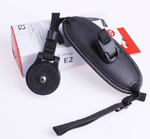 practical Camera Hand Strap E2 for Canon 60D 50D 7D 1D 1Ds 1DII III camera free