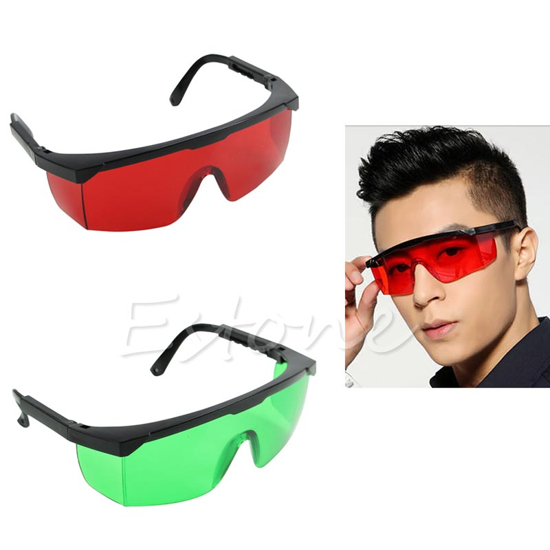 Men's Eyewear Frames Men's Glasses New Protective Goggles Safety Glasses Eye Spectacles Green Blue Laser Protection