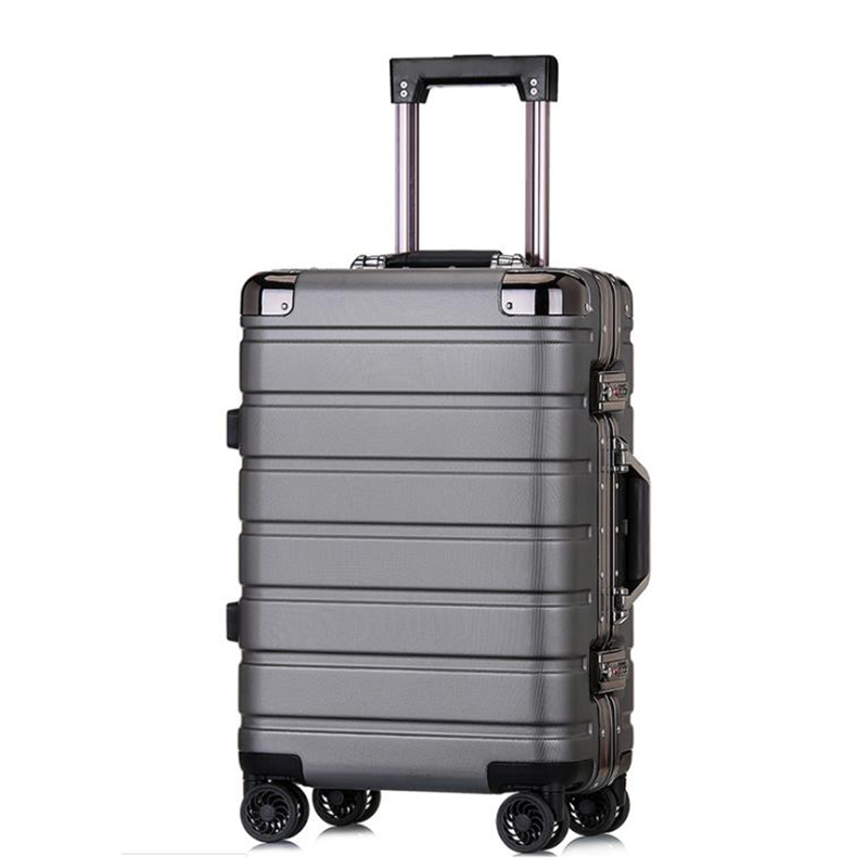 PC High quality hard shell Luggage,20 inch Boarding Box,24 inch Large capacity suitcase,Business rolling trolley case,valise
