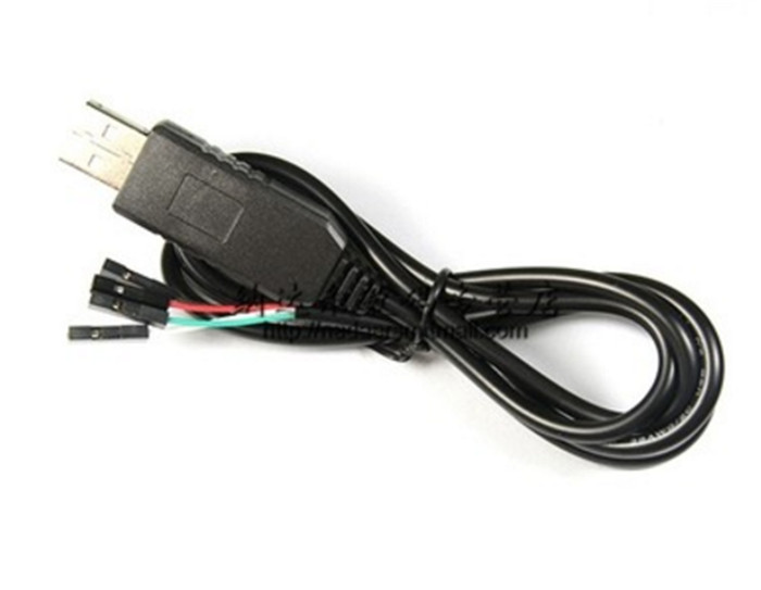 PL2303 PL2303HX USB to UART TTL Cable Module 4p 4 pin RS232 Converter Serial Line Support