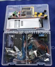 Стартовый набор модулей икомпонентов для изучения радиочастотной идентификации (RFID) набазе Arduino Uno R3. Бесплатная доставка.