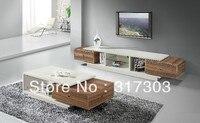 Livingroom Furniture Set MDF Table Simple Design Fashional FUNCTION TV TABLE ProlongTV TABLE TV023