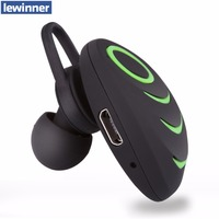 Beetle Wireless Bluetooth Headset Stereo Mini In Ear Music Earphone Sport Invisible Hands Free With Mic