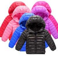 Enfants manteau printemps automne léger en coton enfants veste garçons vêtements d'extérieur enfant manteaux bébé vêtements fille veste coupe-vent