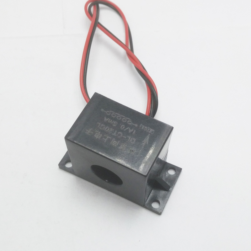 DL-CT20CL-1A/0.5A Zero Sequence Residual Current Transformer Leakage Fire Protection 2000/1