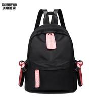 women backpack girls bookbag nylon school bagpack for teenage girl fashion backpacks luxury pink back packs mochila feminina
