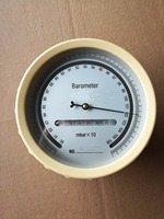 New 1pcs Precision Aneroid Barometer Thermometer DYM3