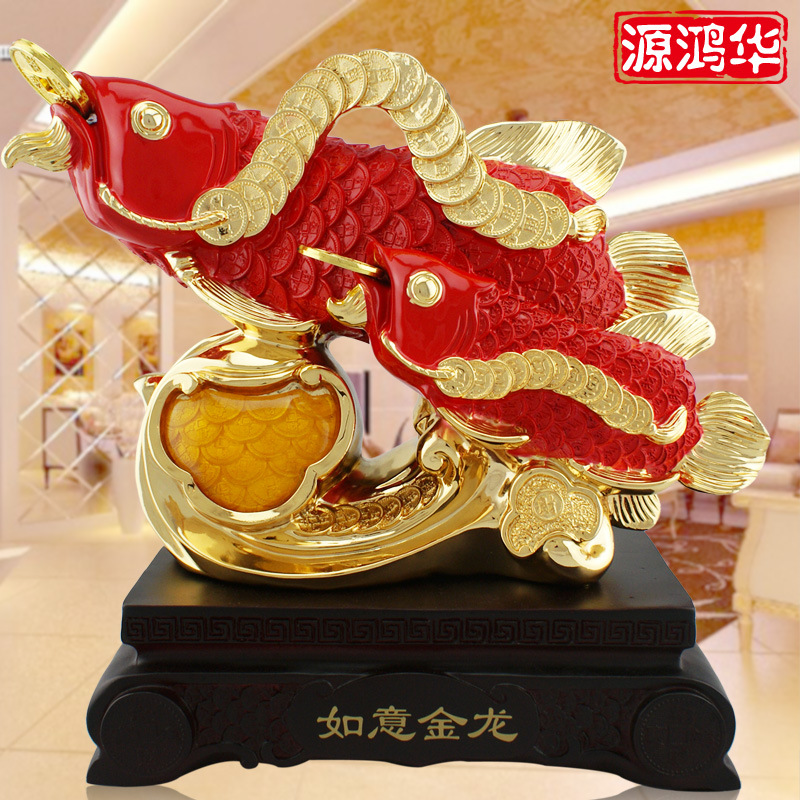 Wholesale Home Decor Stores: Source Honghua Wishful Resin Ornaments Wholesale New