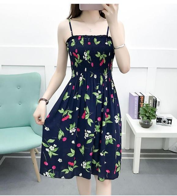 Summer Women'S Dress...